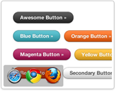 Super Awesome Buttons with CSS3 and RGBa