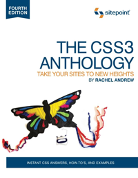 The CSS3 Anthology - Cover